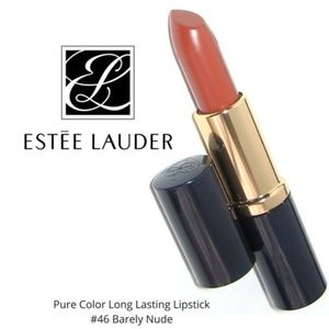 New Estee Lauder Long Lasting Lipstick Barely Nude